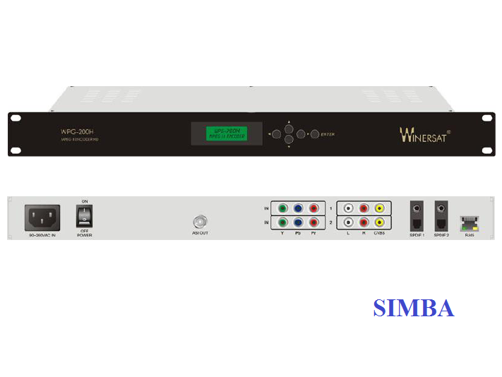 WPG-200H Winersat Encoder