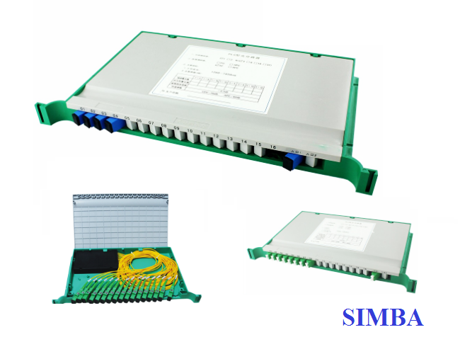 PLC Optical Splitter - Tray Assembly