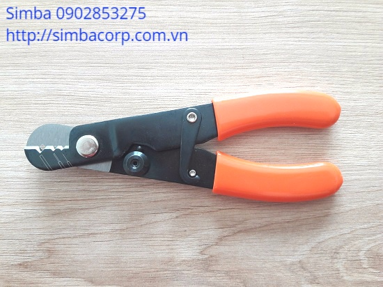 New HT-223H Fiber Optic Hand Cable Stripper with 3 locating Positions