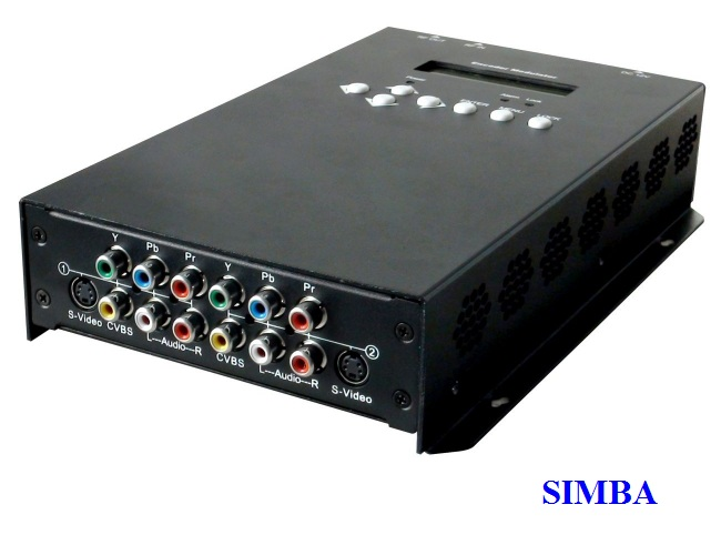 NDS3554 SD Dexing Encoder Modulator